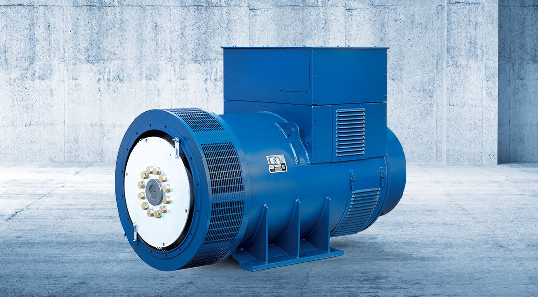 QYI 454 Series Brushless Alternator