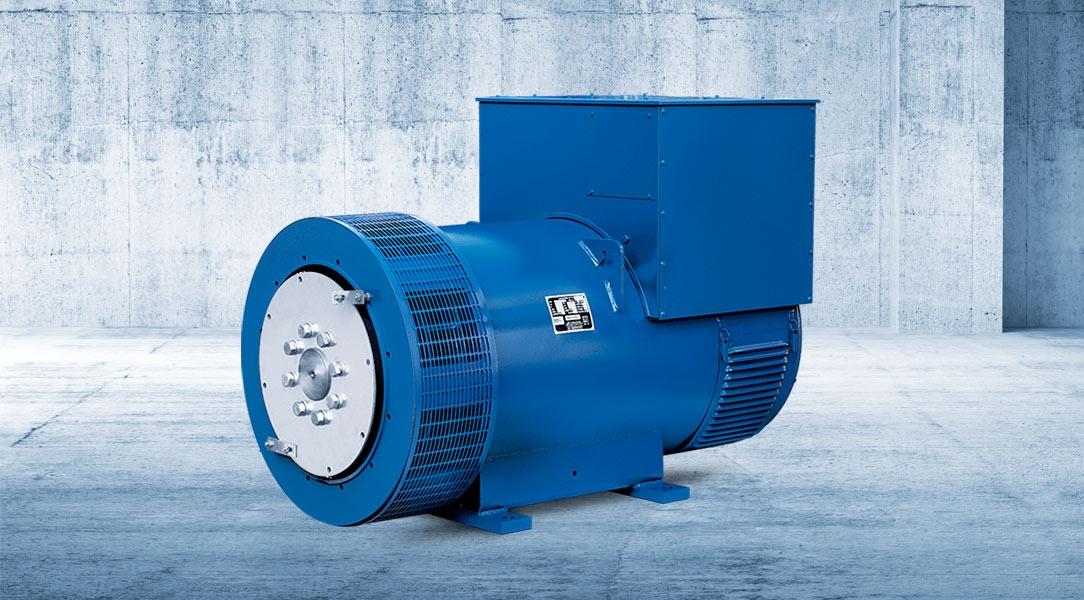QYI 354 Series Brushless Alternator