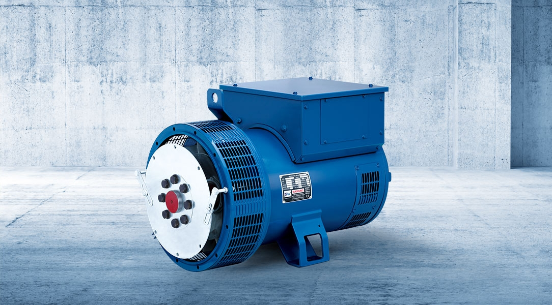 QYII-2 Series Brushless Alternator