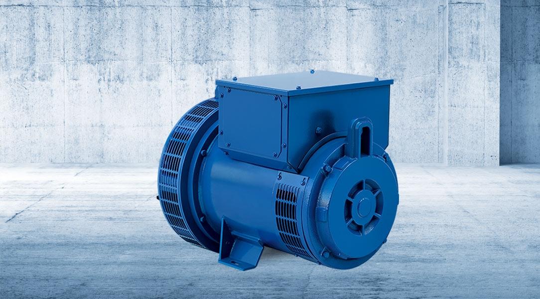 QYII-1 Brushless Alternator